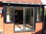 Aluminium bi-fold Doors, Tonbridge, Kent