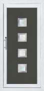 E5034 Modern PVCu Door Panel