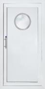 E5071Modern PVCu Door Panel