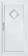 E5131 Modern PVCu Door Panel