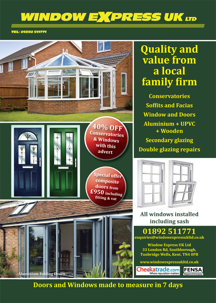 Special offer window express ukwindow express uk for Window and door company